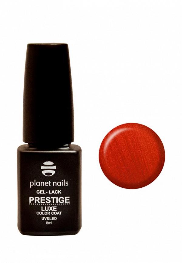 Гель-лак для ногтей Planet Nails Planet Nails PL009LWANHJ9 гель лаки planet nails гель краска без липкого слоя planet nails paint gel фиолетовая 5г