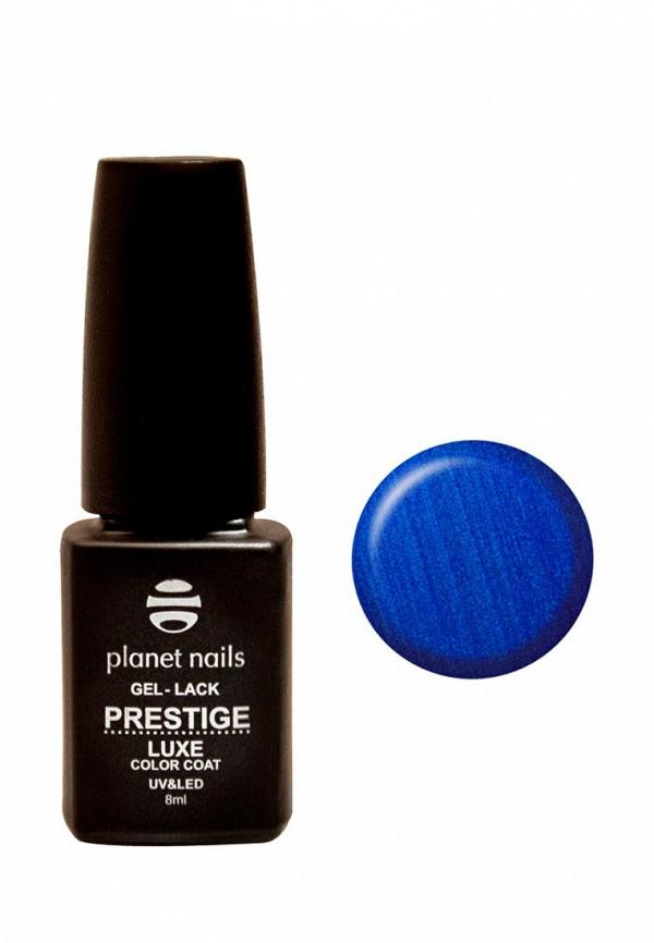 Купить Гель-лак для ногтей Planet Nails, PRESTIGE LUXE - 308, 8 мл королевский синий, перламутр, PL009LWANHK4, Весна-лето 2018