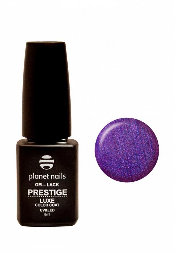 Купить Гель-лак для ногтей Planet Nails, PRESTIGE LUXE - 309, 8 мл темно-пурпурный перламутр, PL009LWANHK5, фиолетовый, Весна-лето 2018