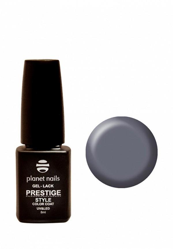 Купить Гель-лак для ногтей Planet Nails, PRESTIGE STYLE - 407, 8 мл мышиный серый, PL009LWANHL3, Весна-лето 2018