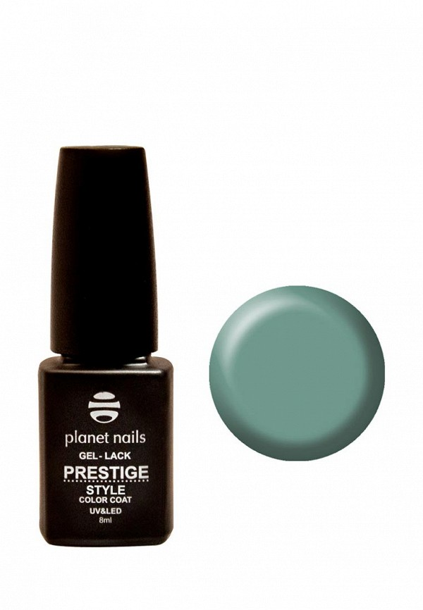 Купить Гель-лак для ногтей Planet Nails, PRESTIGE STYLE - 409, 8 мл зеленый чай, PL009LWANHL5, Весна-лето 2018