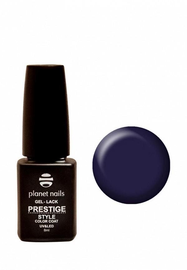 Купить Гель-лак для ногтей Planet Nails, PRESTIGE STYLE - 411, 8 мл фиолетовый антрацит, PL009LWANHL7, синий, Весна-лето 2018
