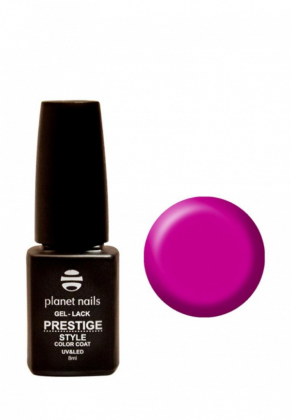 Гель-лак для ногтей Planet Nails Planet Nails PL009LWANHM0 гель лаки planet nails гель planet nails hochglanzgel гель финиш с высоким глянцем 30г