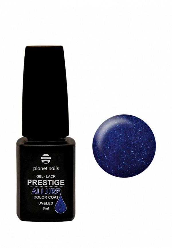 Купить Гель-лак для ногтей Planet Nails, PRESTIGE ALLURE - 639, 8 мл, PL009LWANHQ4, синий, Весна-лето 2018