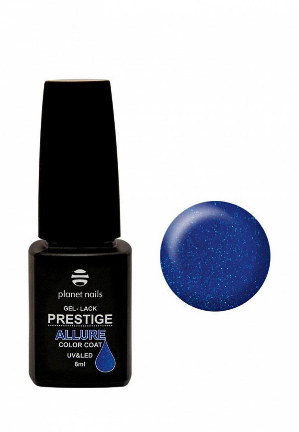Купить Гель-лак для ногтей Planet Nails, PRESTIGE ALLURE - 641, 8 мл, PL009LWANHQ6, синий, Весна-лето 2018