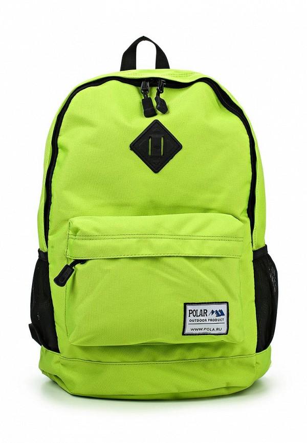 Рюкзак Polar 15008 Green