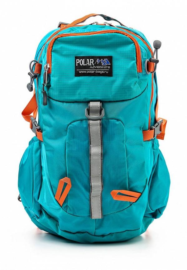 Городской рюкзак Polar П2170-09 зеленый