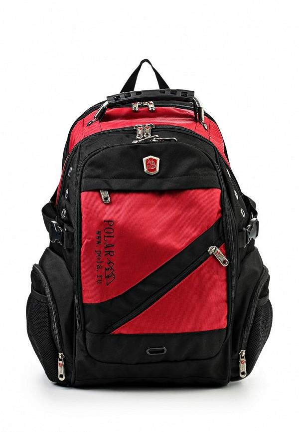Спортивный рюкзак Polar 983017 красный