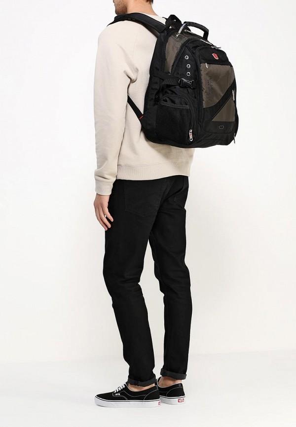 Городской рюкзак Polar 983017 хаки