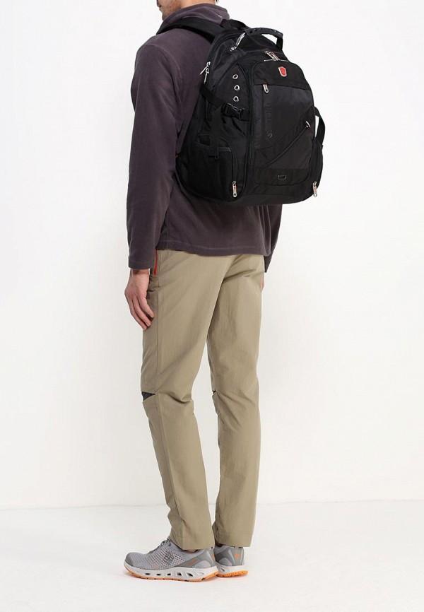 Туристический рюкзак Polar 983017 черный