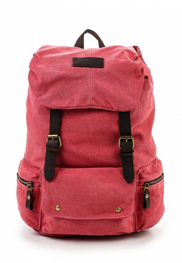 Городской рюкзак Polar П1160-01 красный