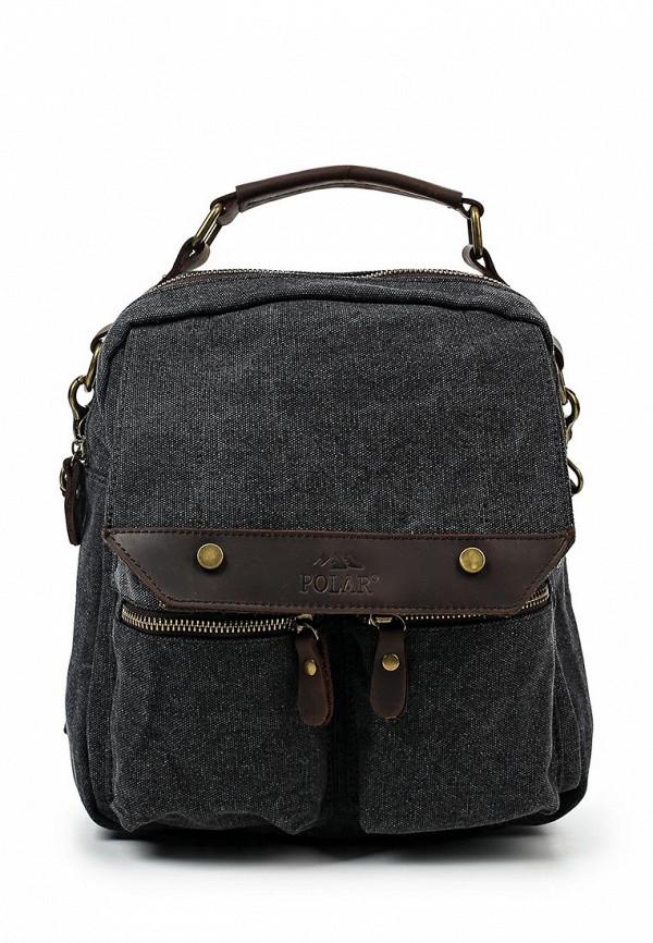 Рюкзак Polar П1449-05 черный