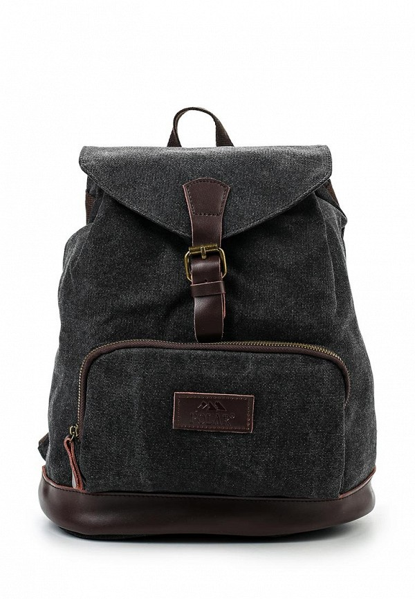 Городской рюкзак Polar П1486-05 черный