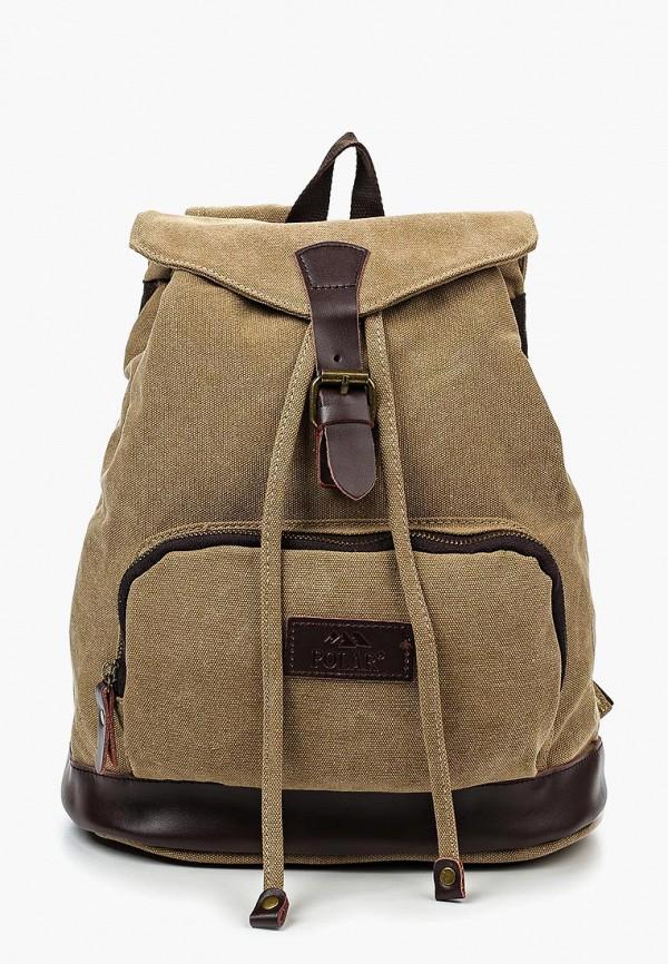 Рюкзак Polar Polar PO001BURVN34 рюкзак polar polar po001buawne7