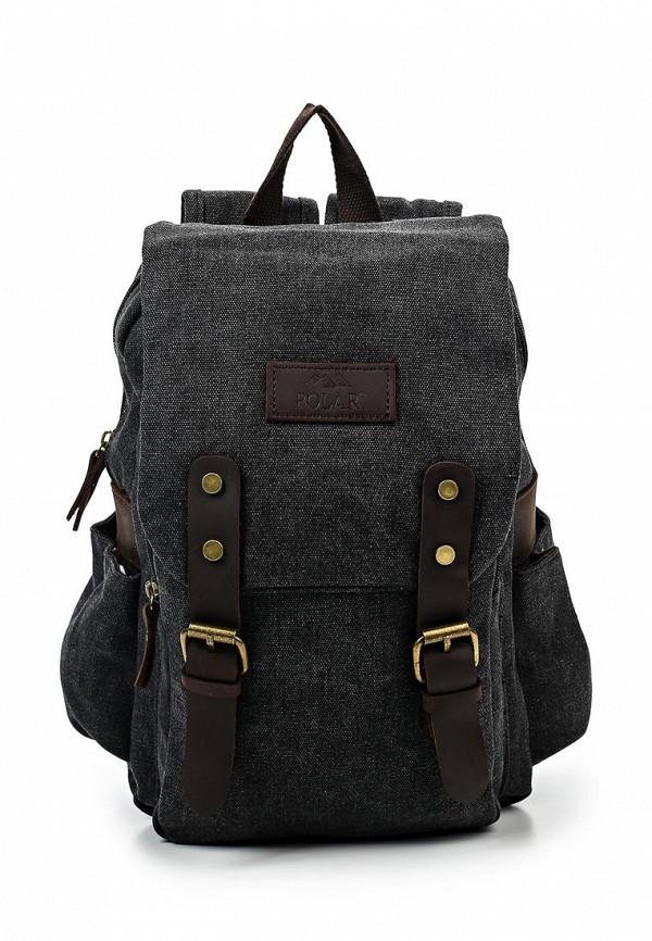 Городской рюкзак Polar П1488-05 черный