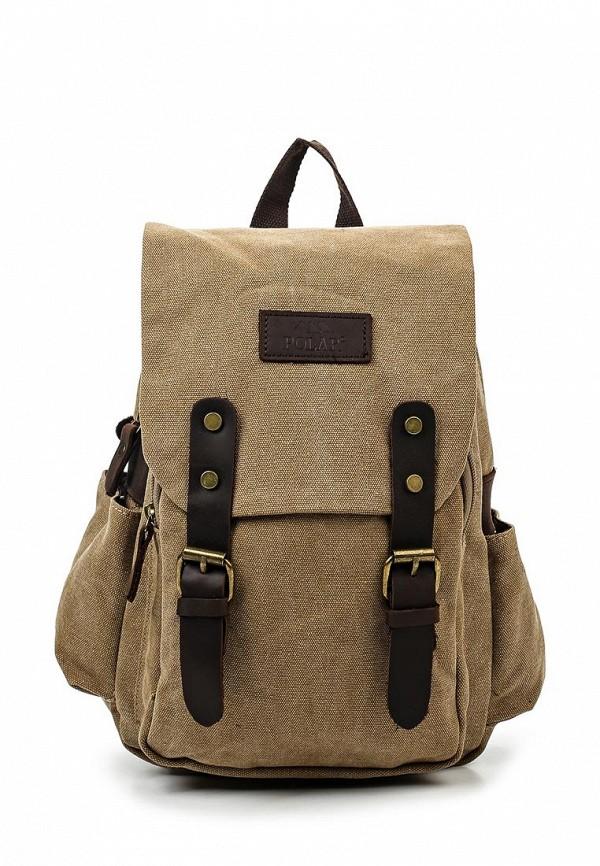 Городской рюкзак Polar П1488-13 бежевый