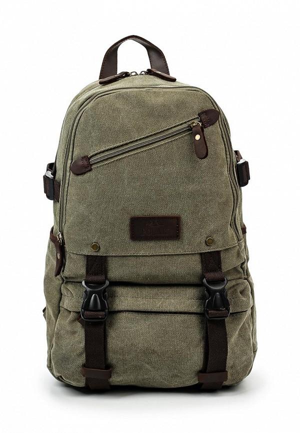 Городской рюкзак Polar П1640-08 хаки