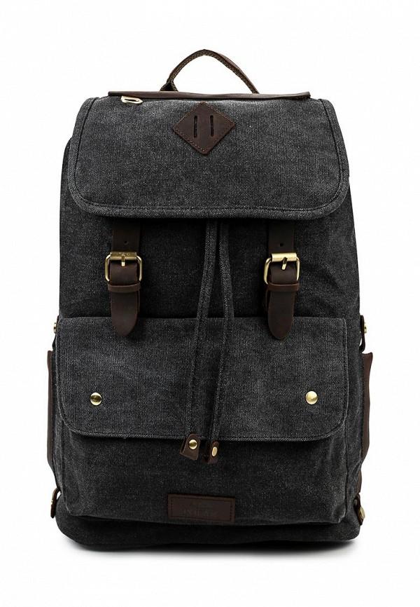Городской рюкзак Polar П3063-05 черный