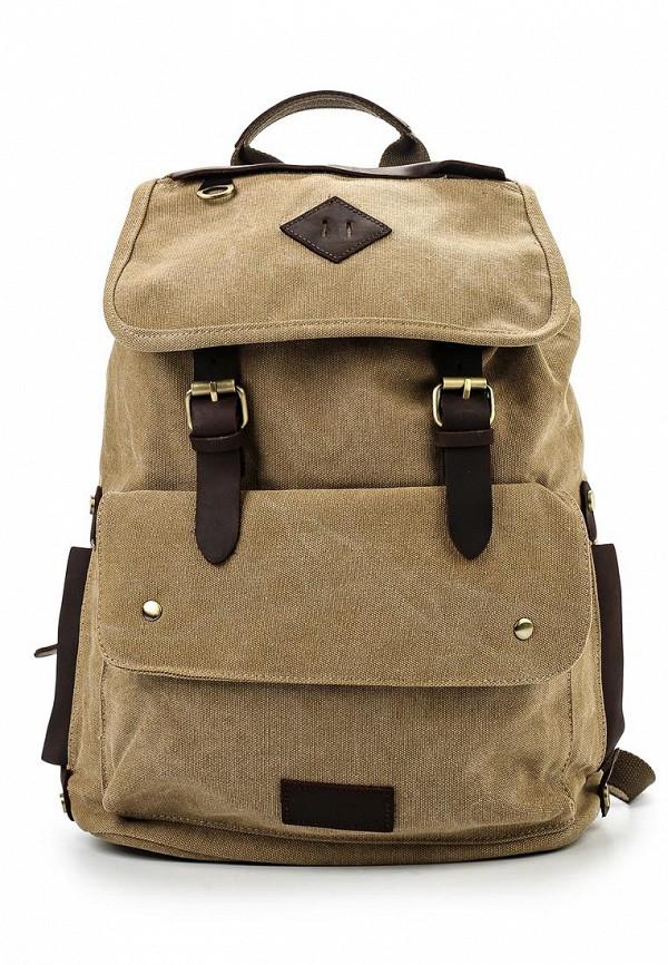 Городской рюкзак Polar П3063-13 бежевый