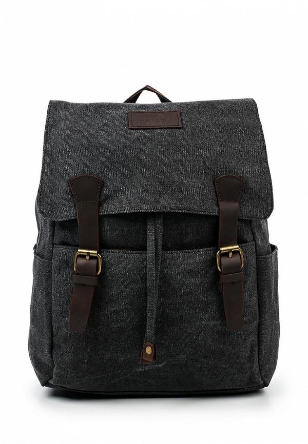 Городской рюкзак Polar П3302-05 черный