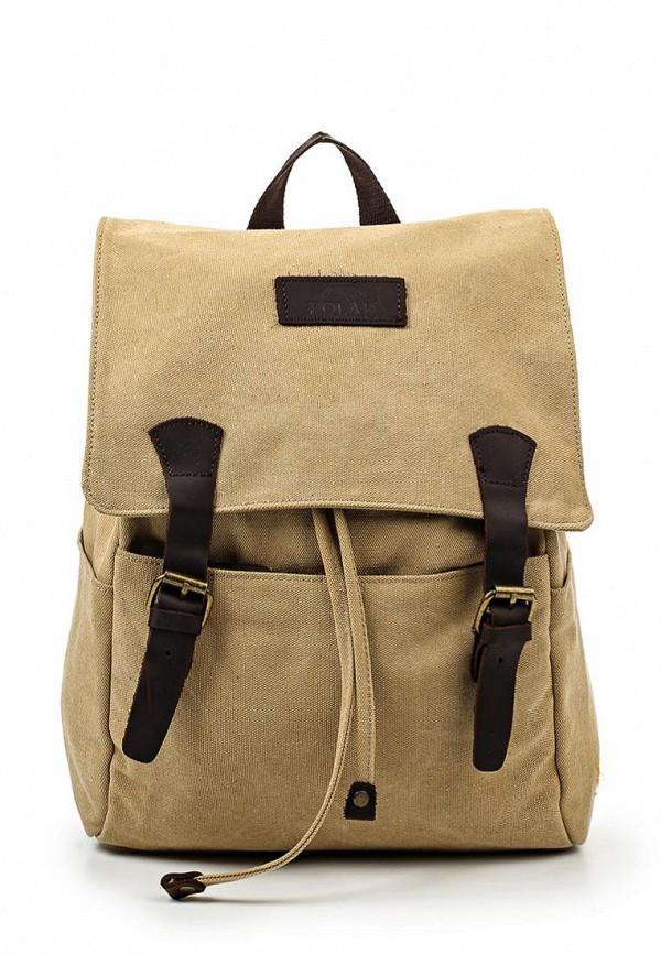 Городской рюкзак Polar П3302-13 бежевый