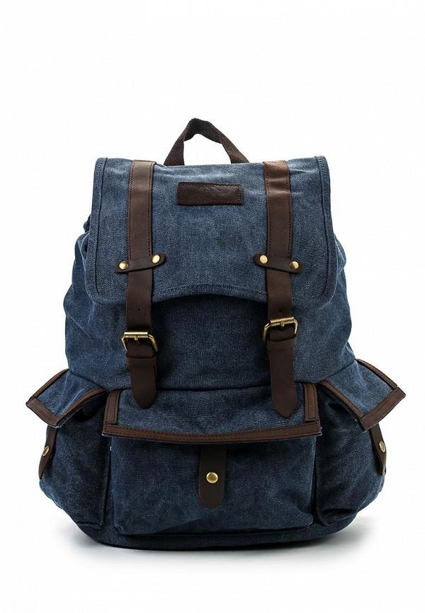 Городской рюкзак Polar П3303-04 синий
