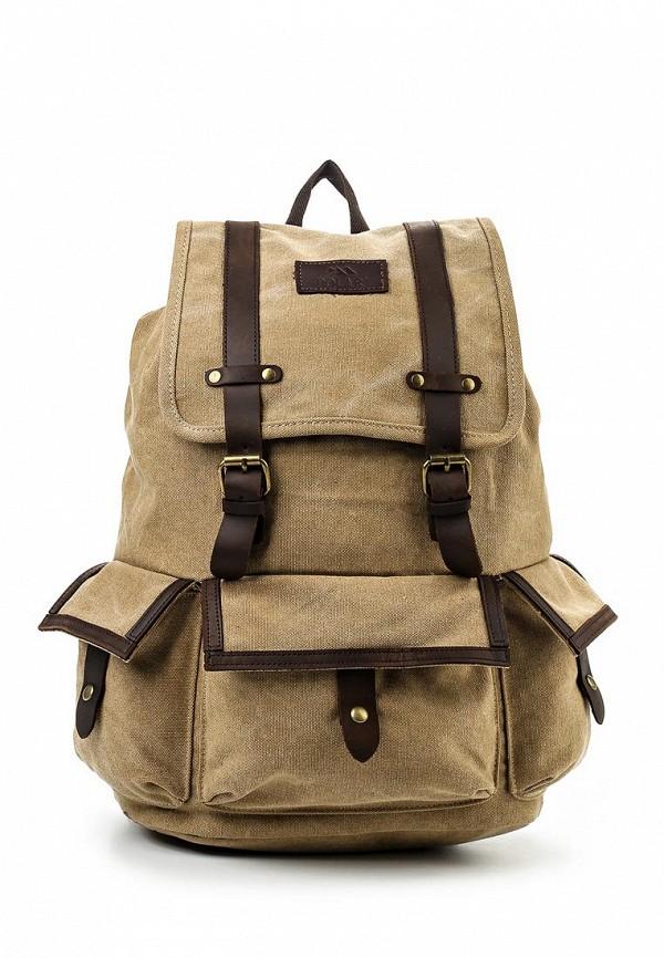 Городской рюкзак Polar П3303-13 бежевый