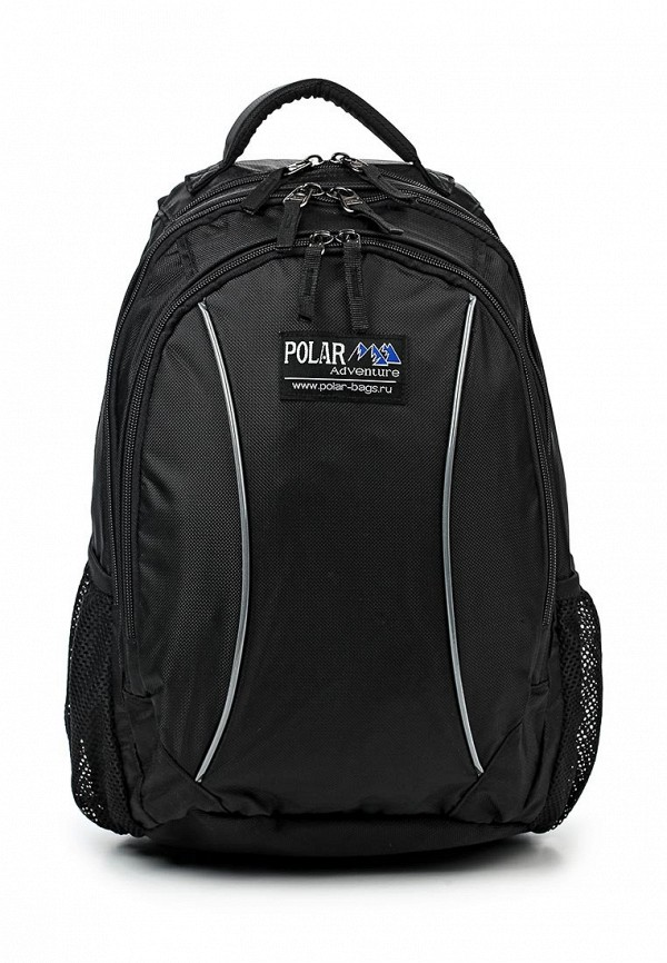 Рюкзак Polar П1371-05 черный
