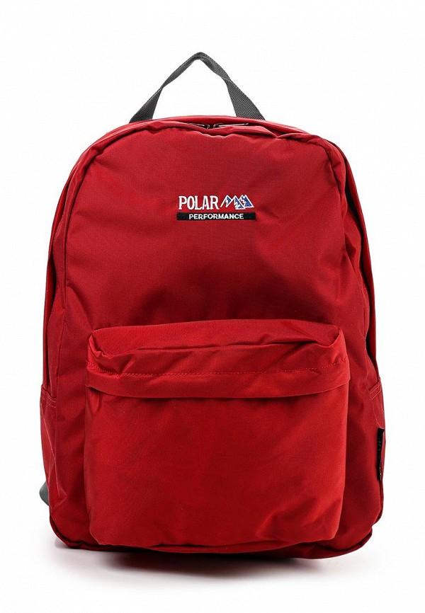 Городской рюкзак Polar П1611-01 красный