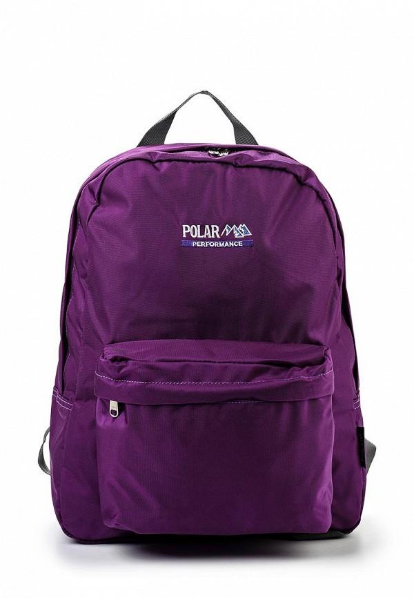 Городской рюкзак Polar П1611-17 фиолетовый