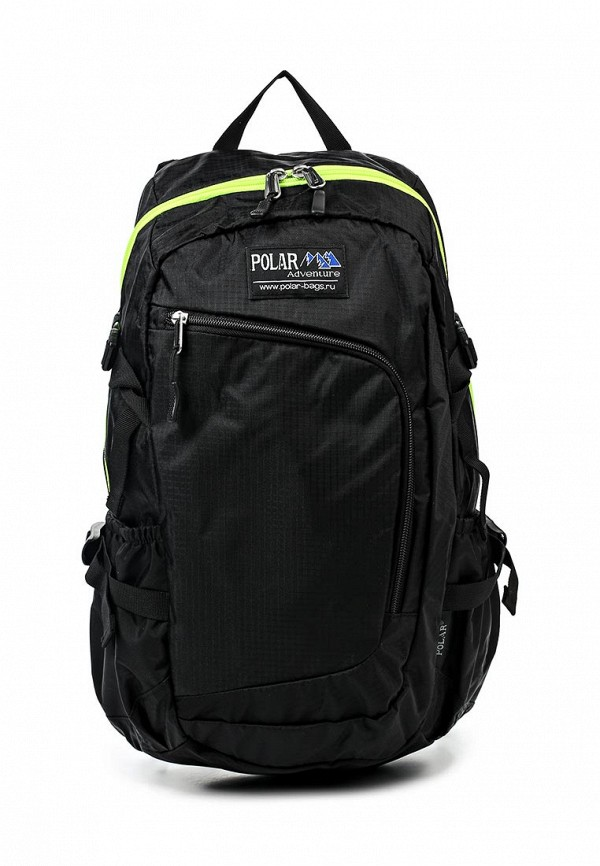 Городской рюкзак Polar П2171-05 черный
