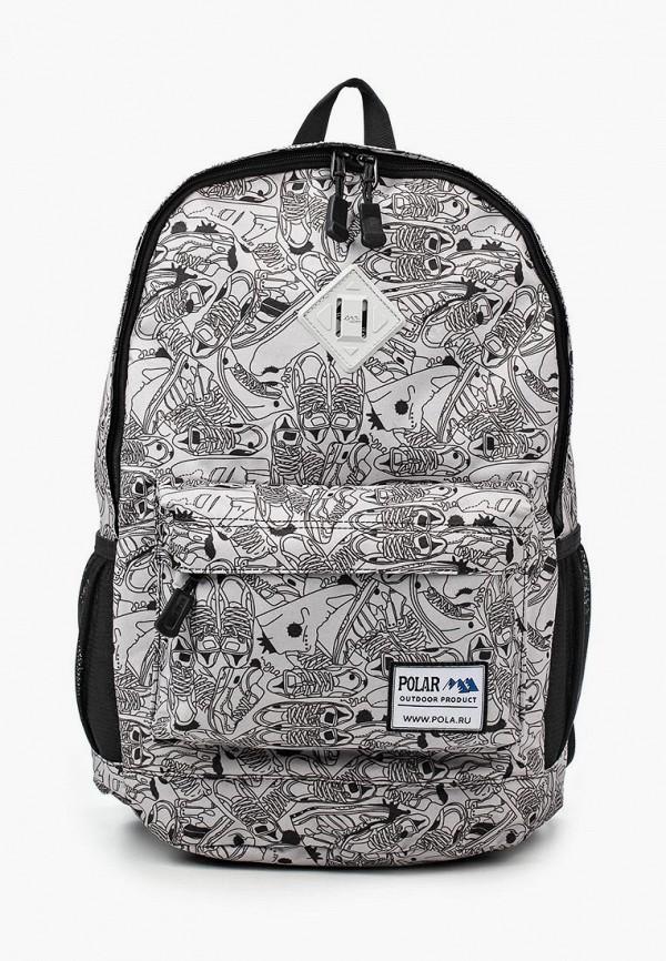 Рюкзак Polar Polar PO001BWIQJ36 рюкзак polar polar po001bkbitc4
