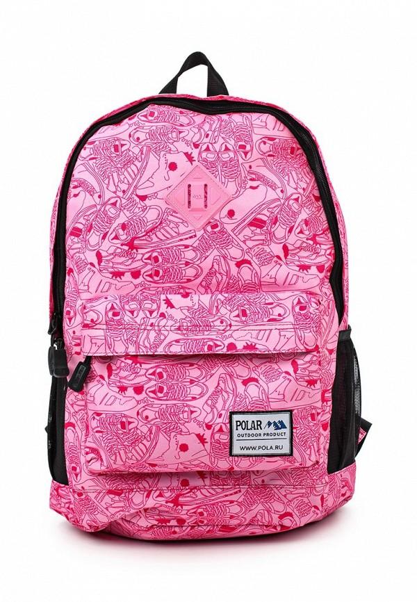 Городской рюкзак Polar 15008 Pink