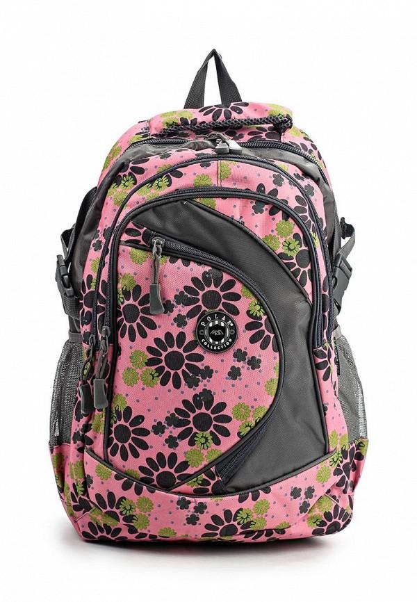 Городской рюкзак Polar 80072 Pink