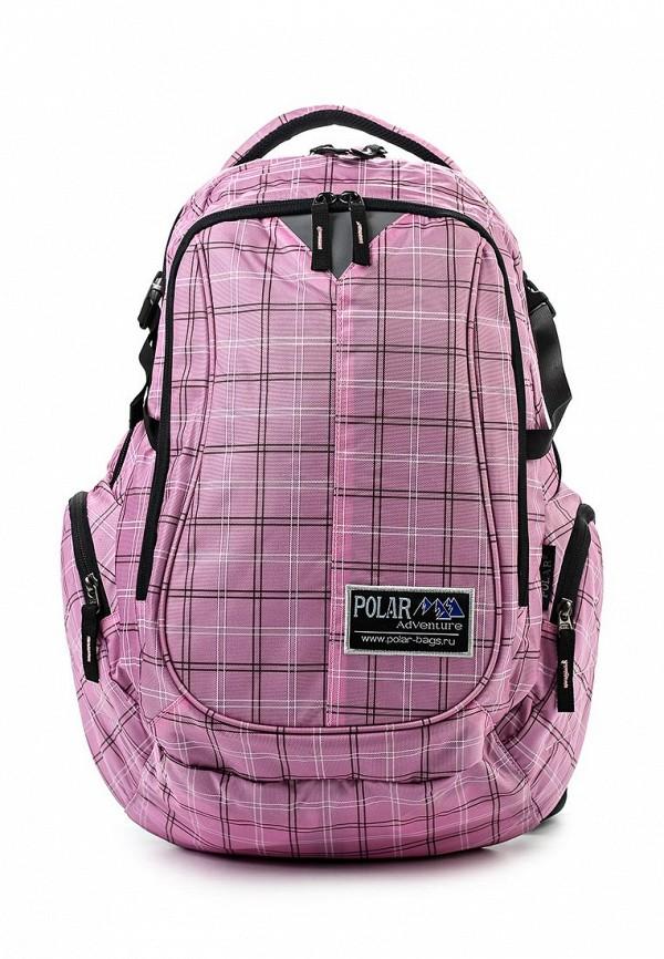 Городской рюкзак Polar П1572-16 розовый