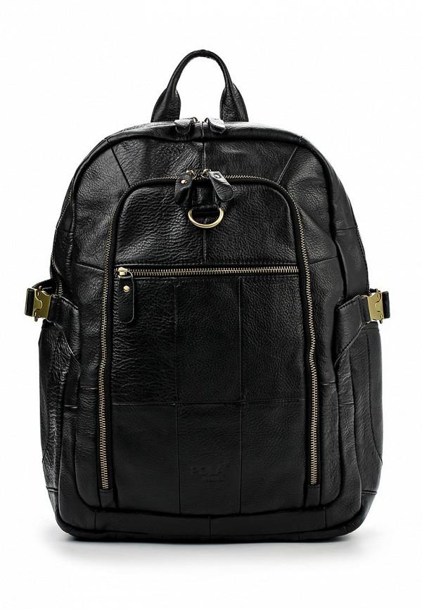 Городской рюкзак Pola 1801 Black