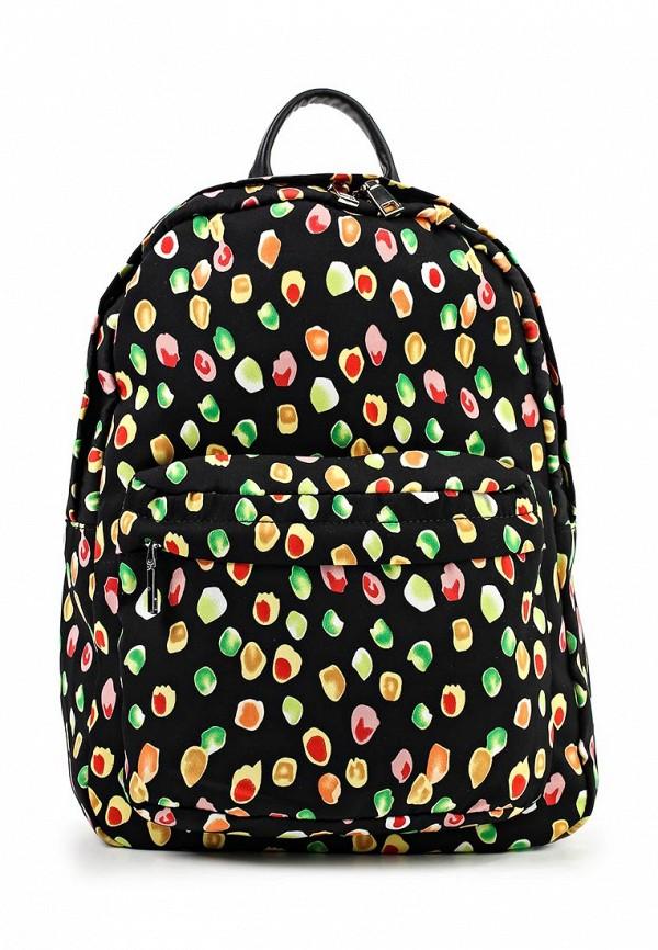 Городской рюкзак Pola 4345 Black/Green