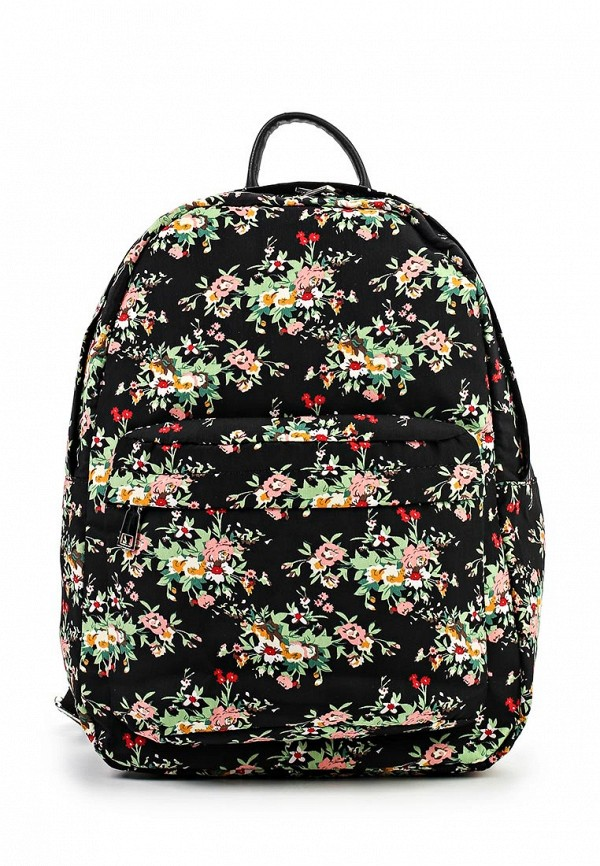 Городской рюкзак Pola 4345 Black/Red