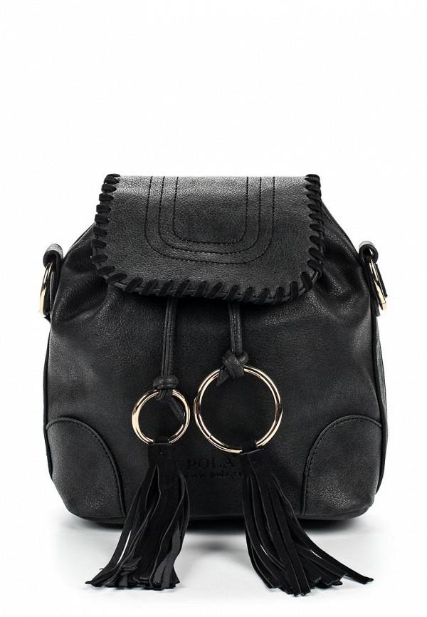 Городской рюкзак Pola 64465 Black