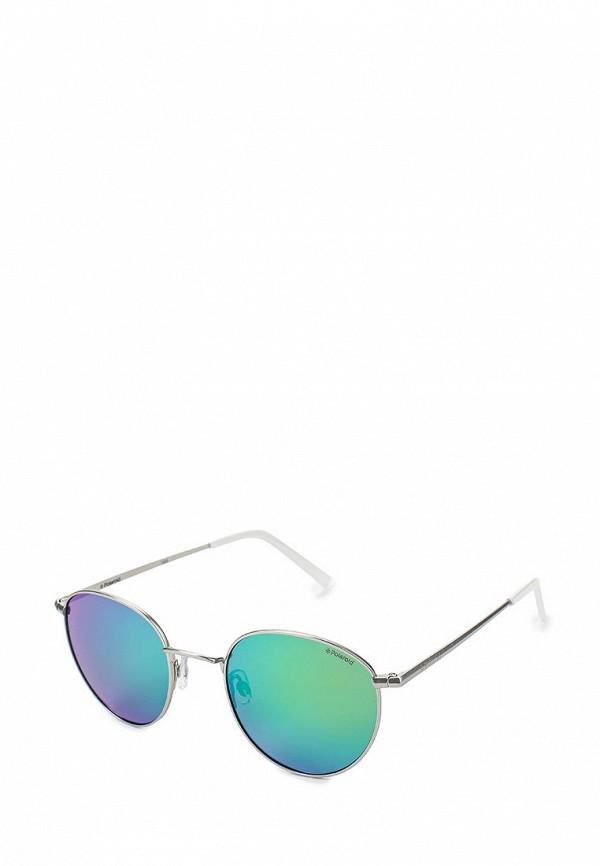 Очки солнцезащитные Polaroid Polaroid PO003DUHXQ66 очки солнцезащитные ray ban® ray ban® ra014dmatci7