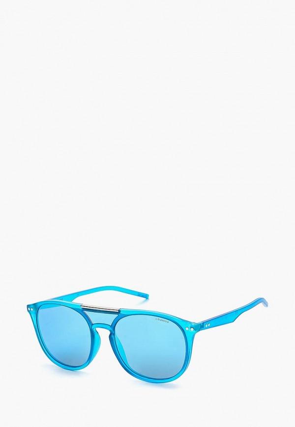 Очки солнцезащитные Polaroid Polaroid PO003DUNNX45 очки солнцезащитные alpina fenno цвет белый голубой 8529310
