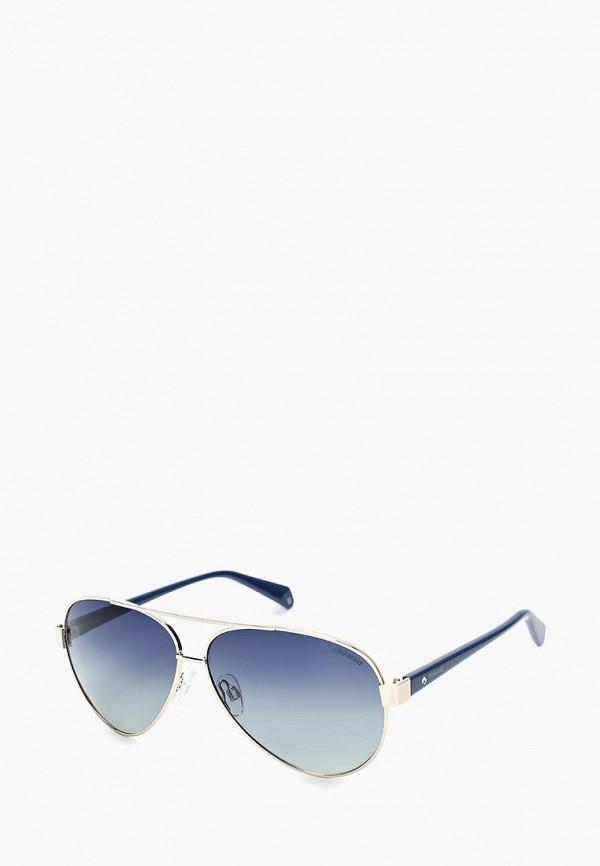 Очки солнцезащитные Polaroid Polaroid PO003DWXWE61 очки солнцезащитные polaroid polaroid po003dwayaq1