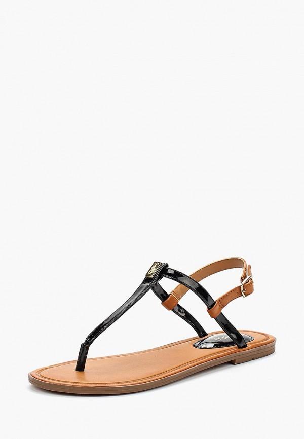Купить Сандалии Polo Ralph Lauren, PO006AGBEMA0, черный, Весна-лето 2018