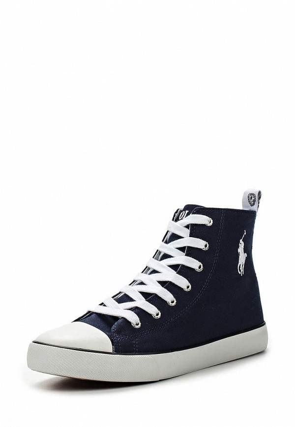Кеды Polo Ralph Lauren harbour hi