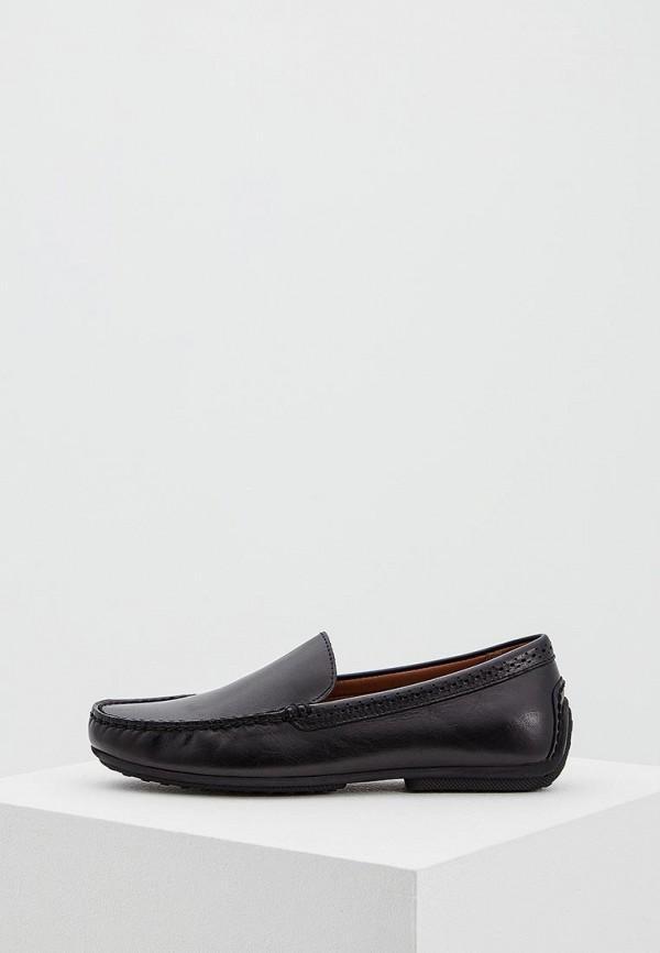 Купить Мокасины Polo Ralph Lauren, PO006AMASXY7, черный, Весна-лето 2018