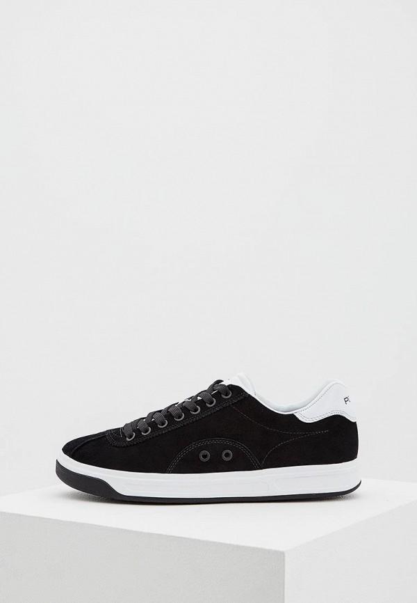 Купить Кеды Polo Ralph Lauren, PO006AMASYI2, черный, Весна-лето 2018