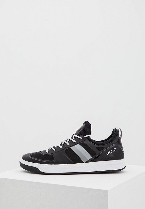 Купить Кроссовки Polo Ralph Lauren, PO006AMASYI3, черный, Весна-лето 2018