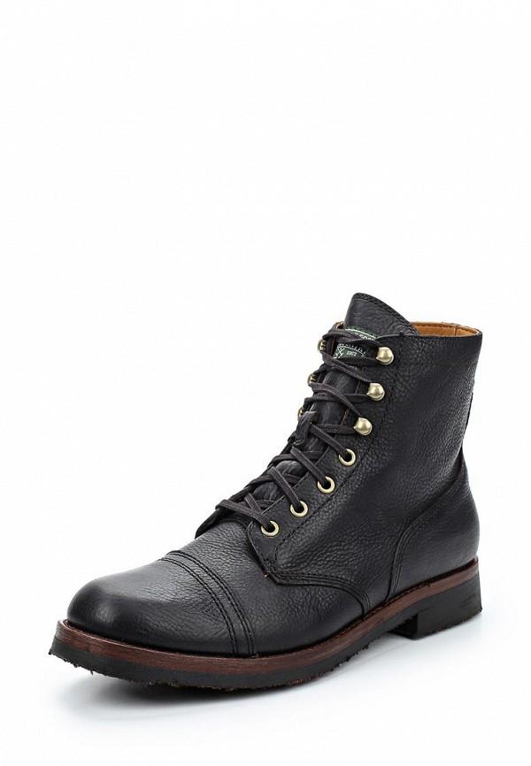 Фото Ботинки Polo Ralph Lauren. Купить с доставкой