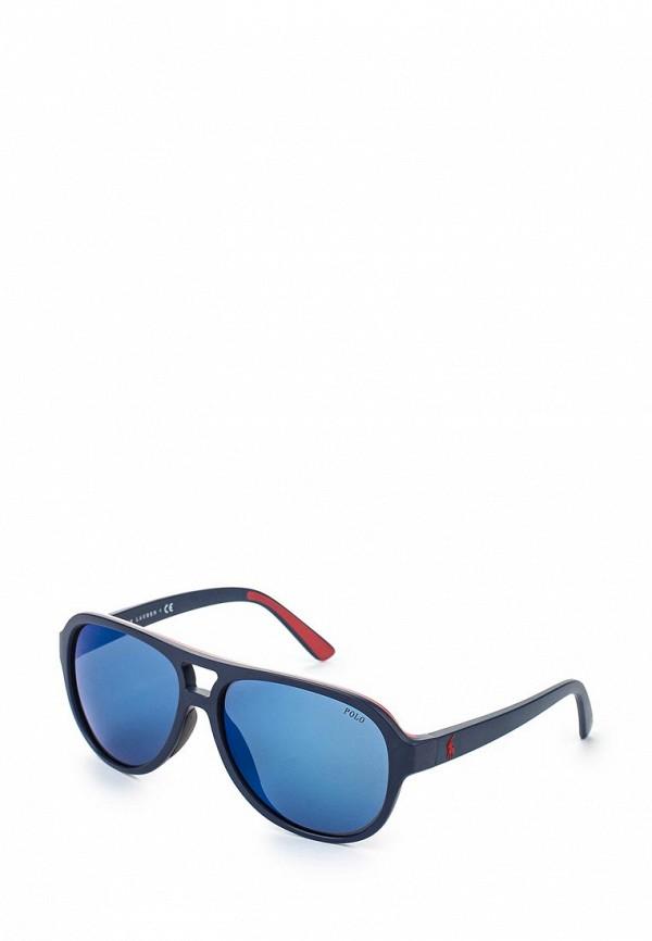 Очки солнцезащитные Polo Ralph Lauren Polo Ralph Lauren PO006DMSTQ46 духи ralph lauren polo red blue black
