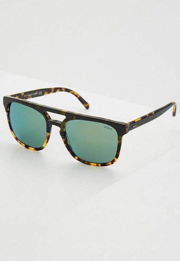 Очки солнцезащитные Polo Ralph Lauren Polo Ralph Lauren PO006DMZAY68 очки солнцезащитные polo ralph lauren polo ralph lauren po006dmote27